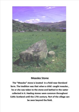 Measles Stone