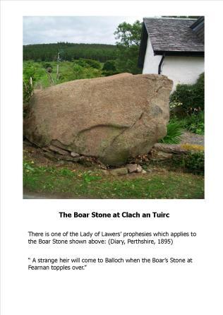 Boar Stone