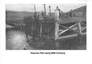 Fearnan Pier