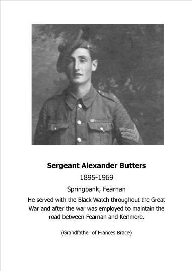 Sgt. Alexander Butters