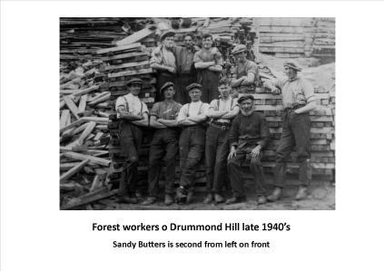Drummond Hill 1940s