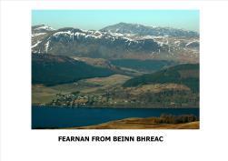 F'nan from Beinn Bhreac