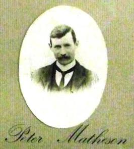 Peter Matheson