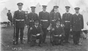 Glasgow Tram Drivers Battalion