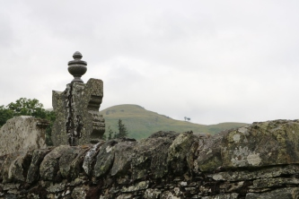 Old Lawers Burial Ground